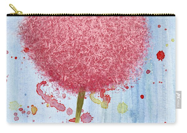 Allium Splash Carry-all Pouch