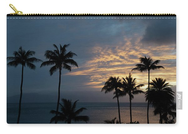 Aloha And Goodbye Carry-all Pouch