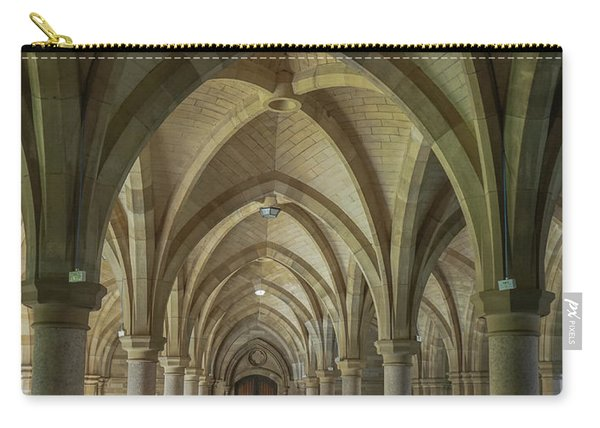 Along The Cloisters Carry-all Pouch
