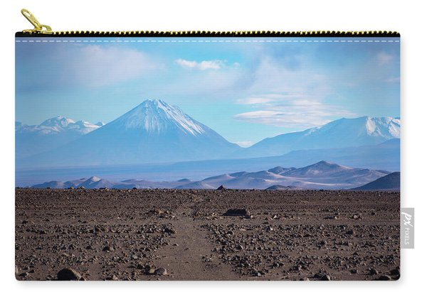 Along The Inca Trail In The Atacama Desert Carry-all Pouch