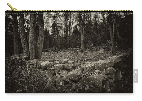 Alpine Benders Cemetery Carry-all Pouch