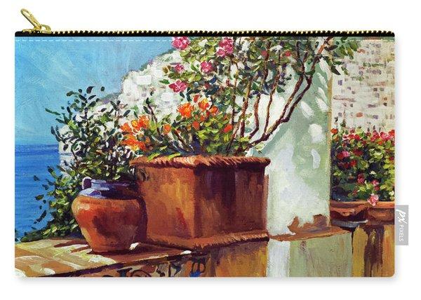 Amalfi Coast Impressions Carry-all Pouch