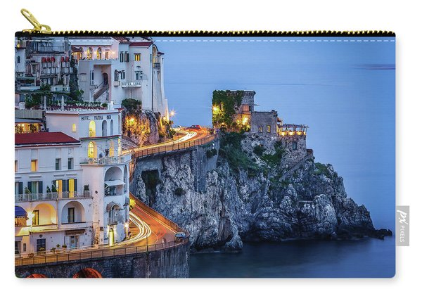 Amalfi Coast Italy Nightlife Carry-all Pouch