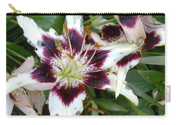 Amazing Lily Carry-all Pouch