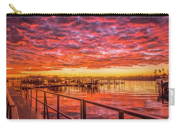 Amazing Sunrise Carry-all Pouch