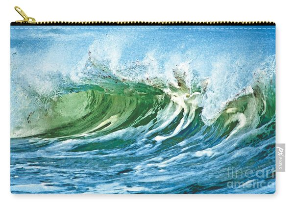 Amazing Wave Carry-all Pouch