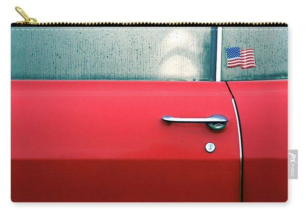American Automobile Carry-all Pouch