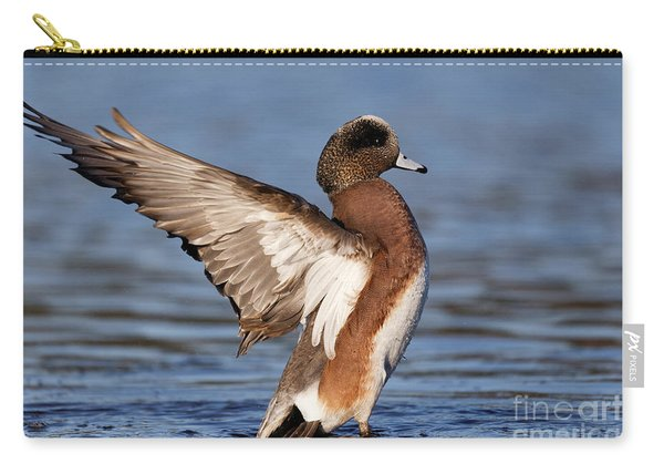 American Wigeon Delight Carry-all Pouch