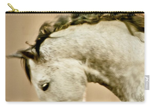 Carry-all Pouch featuring the photograph Americano 14 by Catherine Sobredo