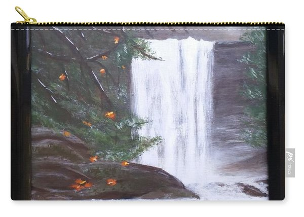 Ammonite Falls Carry-all Pouch