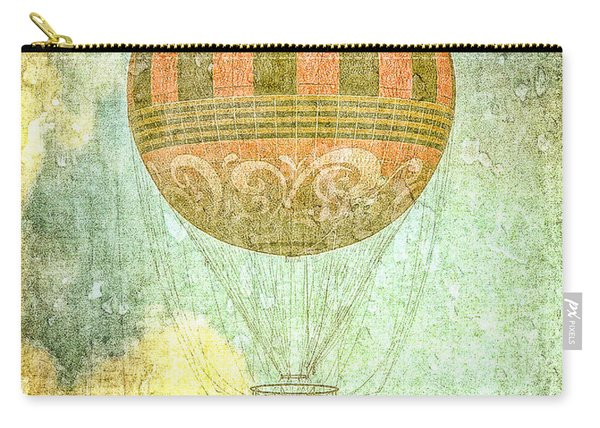 Among The Clouds Carry-all Pouch
