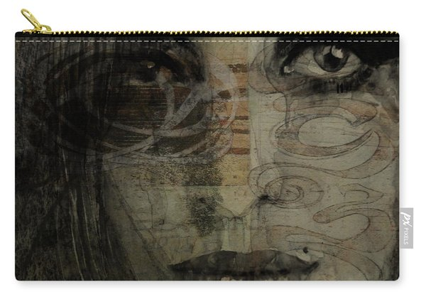 Amy Winehouse - Back To Black Carry-all Pouch
