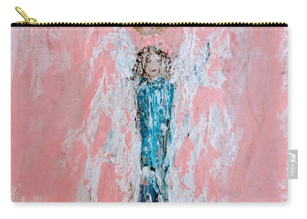 Amy's Angel Carry-all Pouch