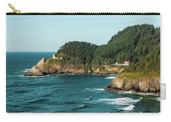 An Oregon Lighthouse Carry-all Pouch