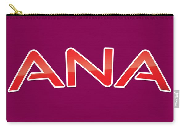 Ana Carry-all Pouch