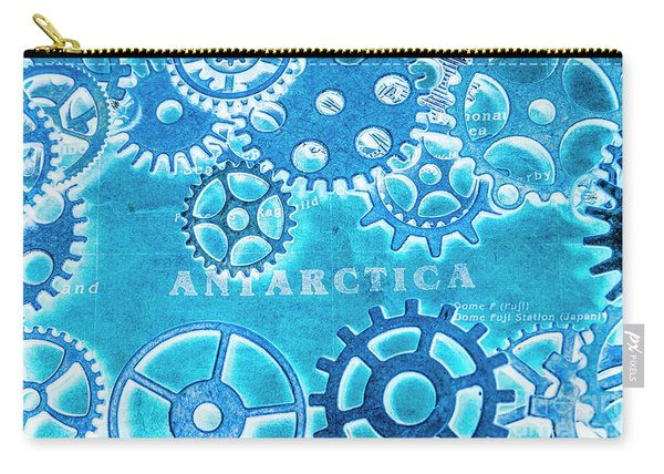 Ancient Antarctic Technology Carry-all Pouch