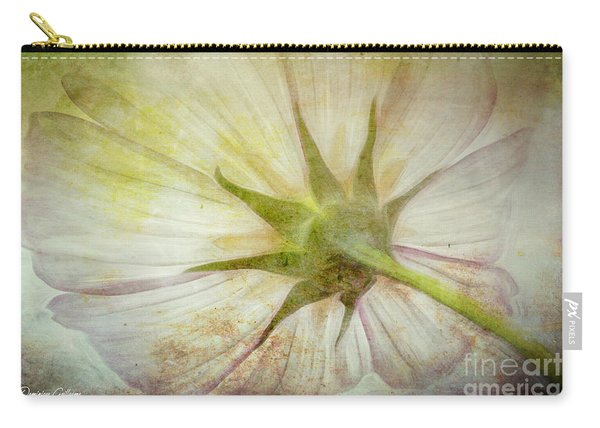 Ancient Flower Carry-all Pouch