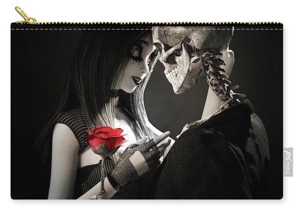 Ancient Love Carry-all Pouch