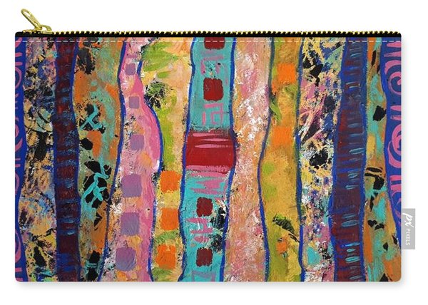 Ancient Worlds 1 Carry-all Pouch