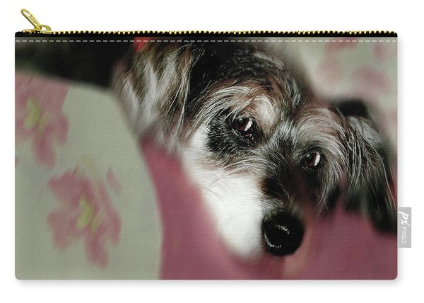 And This Is Sparky Carry-all Pouch