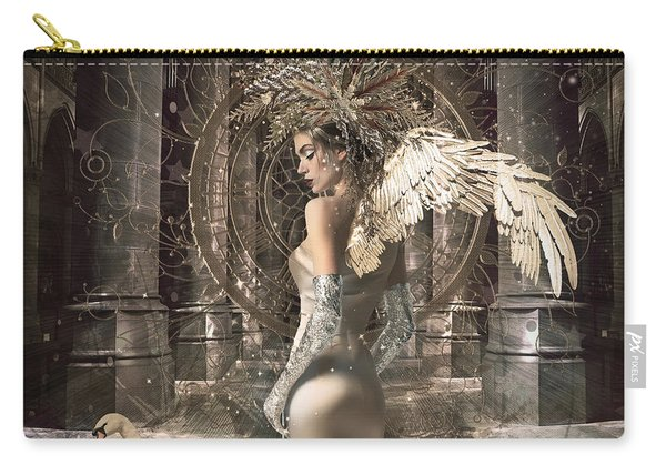 Angel Alchymie Carry-all Pouch
