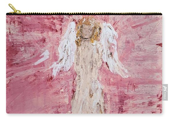 Angel Was Lost But Now Is Found  Carry-all Pouch