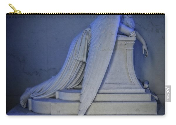 Angel Weeping Carry-all Pouch