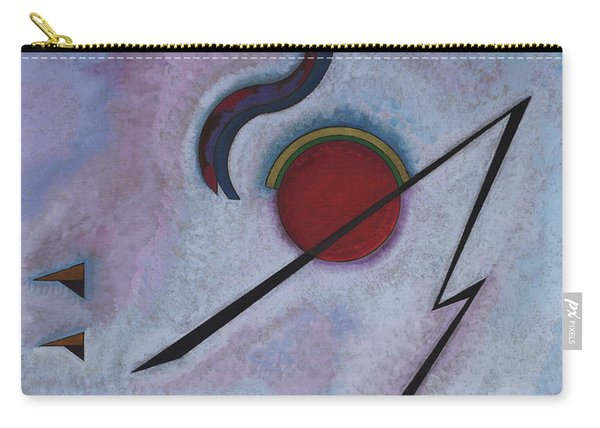 Angular Line - Linea Angolare, 1930 Carry-all Pouch