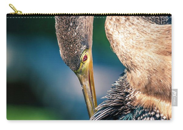 Anhinga Grooming Carry-all Pouch