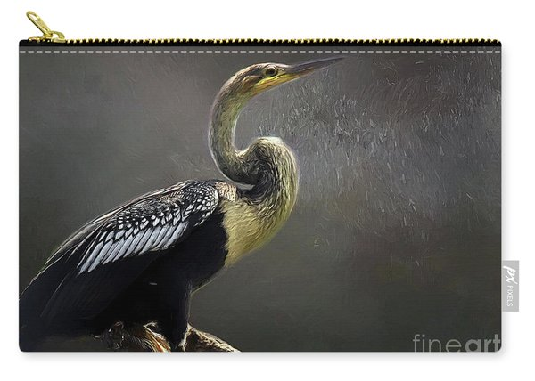 Anhinga Painting Carry-all Pouch