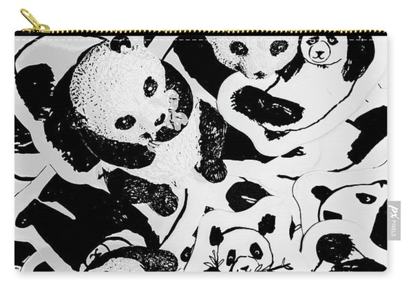 Animal Arctic  Carry-all Pouch
