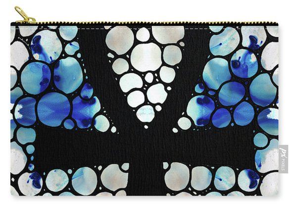 Ankh Symbol Art - Abundant Life - Sharon Cummings Carry-all Pouch