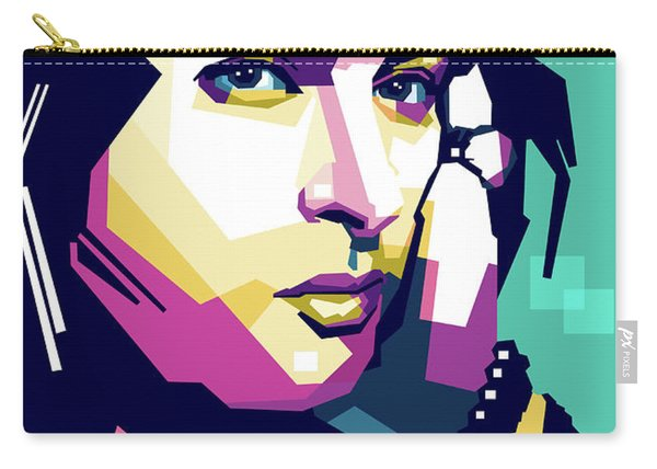 Anna Magnani Carry-all Pouch