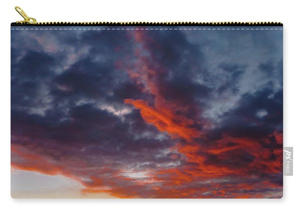 Another Colorful Sky Carry-all Pouch