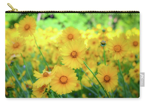 Another Glimpse, Pollinator Field Carry-all Pouch