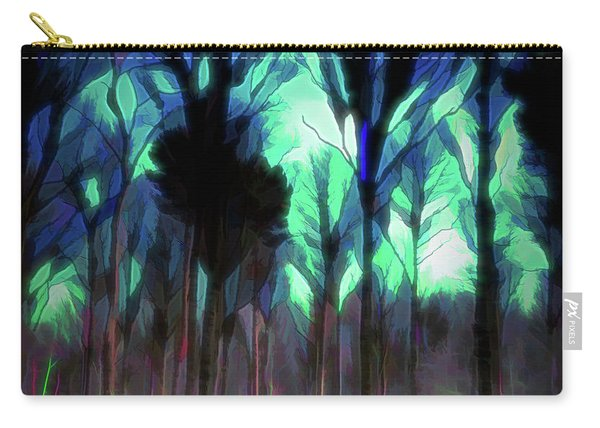Another World - Forest Carry-all Pouch