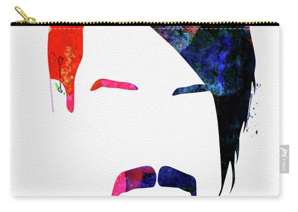 Anthony Watercolor Carry-all Pouch