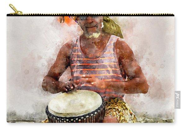 Antiguan Drummer Carry-all Pouch