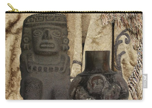 Antiquities Carry-all Pouch