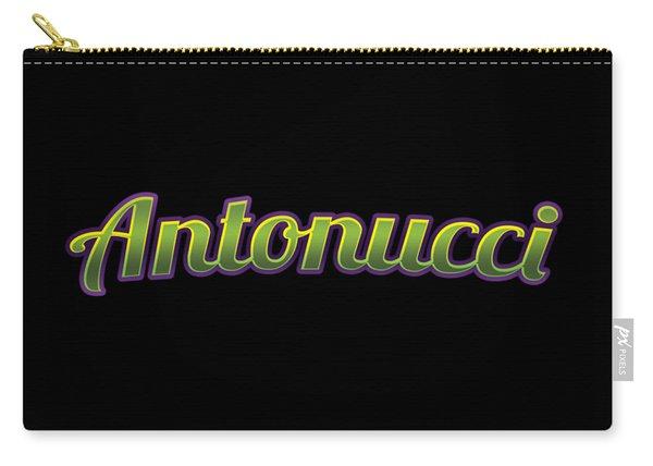 Antonucci #antonucci Carry-all Pouch
