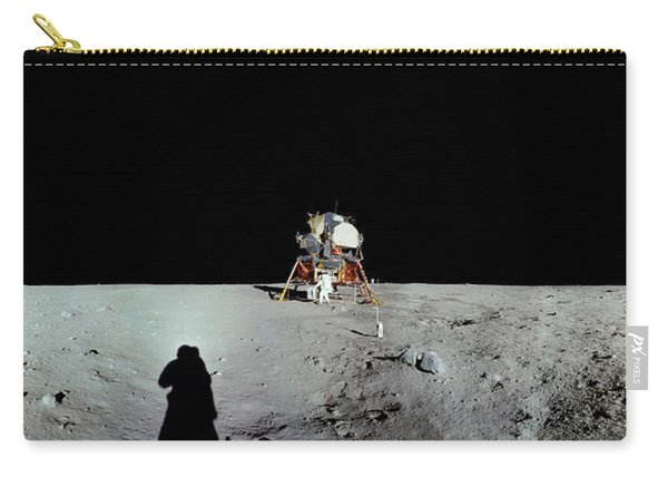 Apollo 11 Panorama Of The First Men Carry-all Pouch