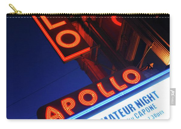 Apollo Theater Amateur Night Carry-all Pouch