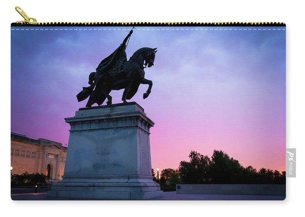 Apotheosis Of St. Louis, King Of France Carry-all Pouch
