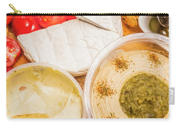 Appetizers Delight Carry-all Pouch