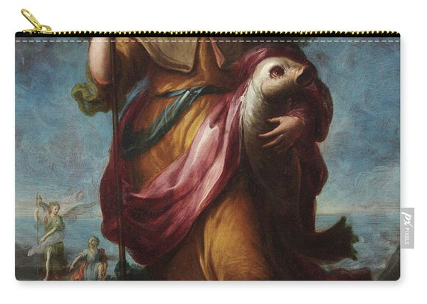 Archangel Raphael Carry-all Pouch
