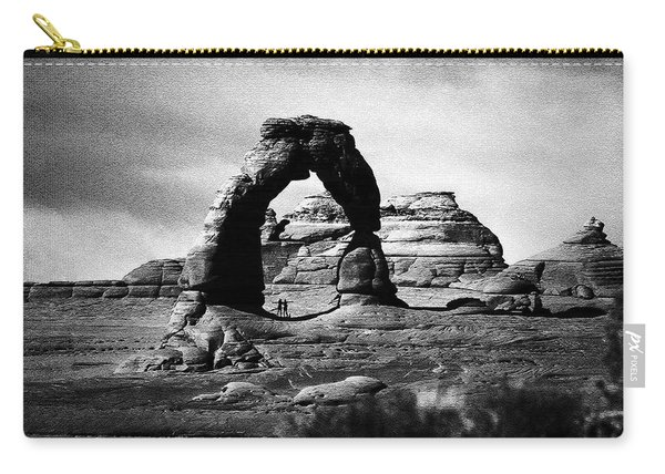 Arches Poster Work A Carry-all Pouch