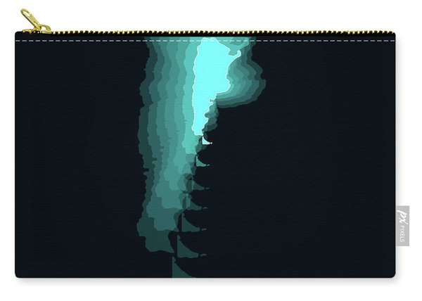 Argentina Radiant Map 1 Carry-all Pouch