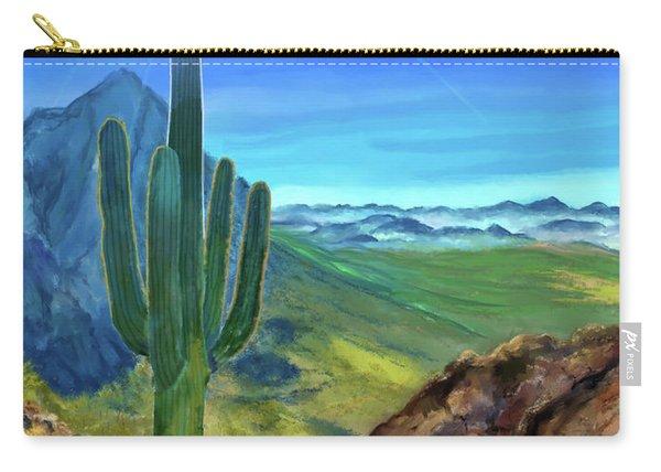 Arizona Heat Carry-all Pouch