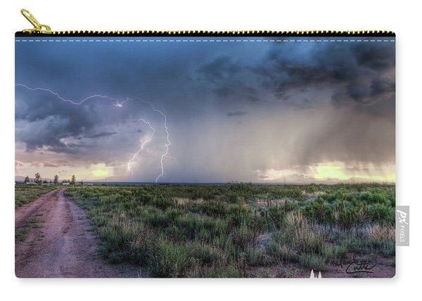 Arizona Storm Carry-all Pouch