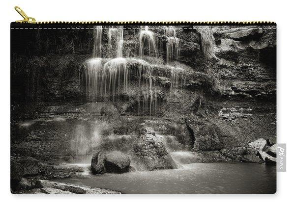 Rock Glen Falls Carry-all Pouch